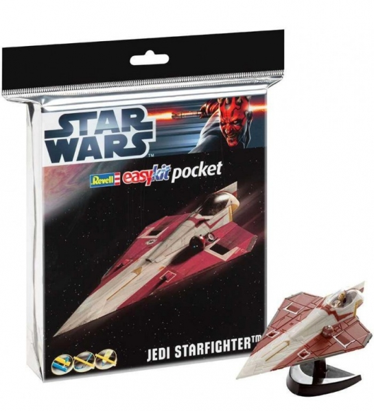 "STAR WARS Jedi Starfighter ""easykit pocket"" - Revell"