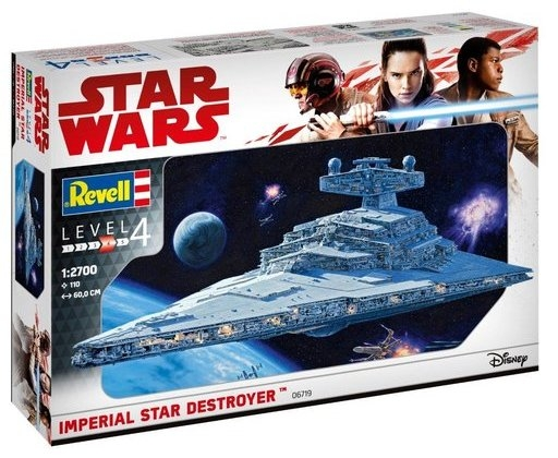STAR WARS Imperial Star Destroyer - Revell