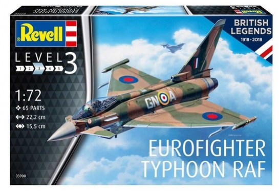 100 Years RAF: Eurofighter Typhoon