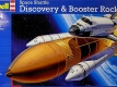 Space Shuttle Discovery + Booster Rockets - Revell - detail přebalu