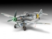 Messerschmitt Bf109 G-6 Late & early version - Revell - hotový model
