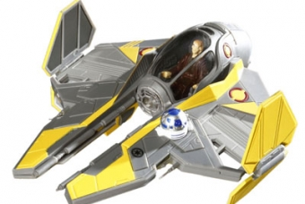"STAR WARS Anakin's Jedi Starfighter""easykit pocket - Revell"