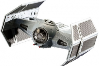 "STAR WARS Darth Vader's TIE Fighter""easykit pocket"" - Revell"