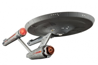 Star Trek U. S. S.  ENTERPRISE NCC-1701 - Revell