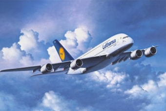 "Airbus A380 ""Lufthansa"" - Revell"