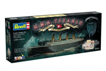 100 Years Titanic Set - Revell