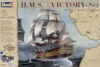 H.M.S. Victory-Set - Revell