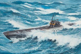 "Deutsches U-Boot TYPE VII C/41 ""Atlantic Version"" - Revell"