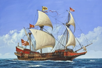 Spanish Galleon - Revell
