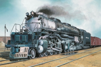 Big Boy Locomotive - Revell