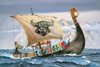 Viking Ship - Revell