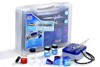 Airbrush 'Basic Set with compressor' - Revell