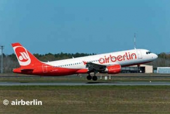 Airbus A320 AirBerlin - Revell