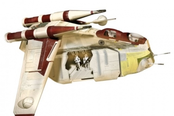 Republic Gunship - Revell