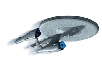 U.S.S. Enterprise NCC-1701 INTO DARKNESS - Revell