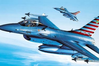 F-16A Fighting Falcon - Academy