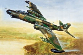 B-57G Night Hawk - Italeri