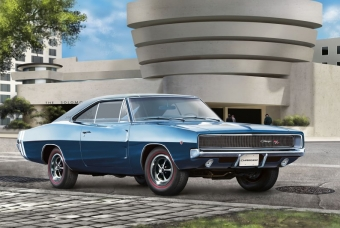 1968 Dodge Charger R/T - Revell