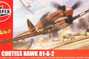 Curtiss Hawk 81-A-2 - Airfix