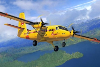DH C-6 Twin Otter - Revell