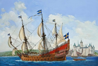 "Royal Swedish Warship ""VASA"" - Revell"