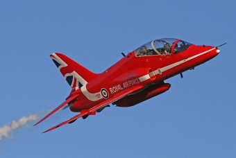 BAe Hawk T.1 Red Arrows - Revell