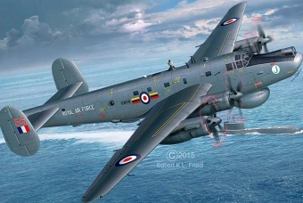 Avro Shackleton AEW2 - Revell