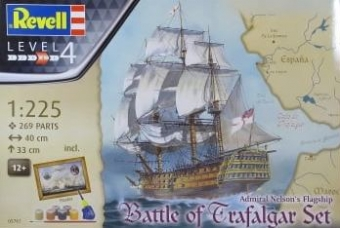"""Battle of Trafalgar"" - Revell"