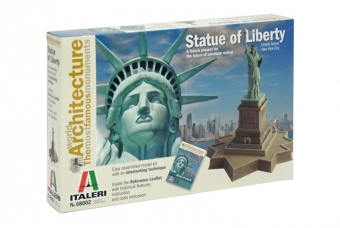 STATUE OF LIBERTY (29,0 cm) - Italeri