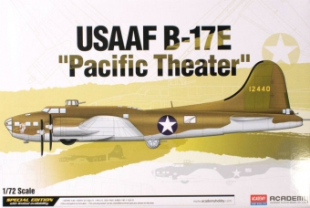 "B-17E ""Pacific Theater"" - Academy"
