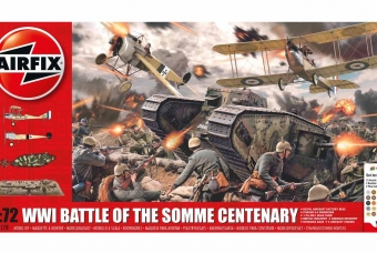 Battle Of The Somme Centenary - Airfix