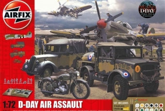 D-Day Air Assault - Airfix