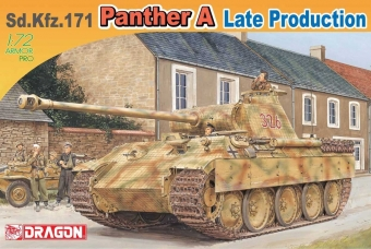 Sd.Kfz.171 Panther A Late Production - Dragon