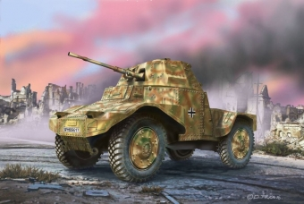 Armoured Scout Vehicle P 204 (f) - Revell