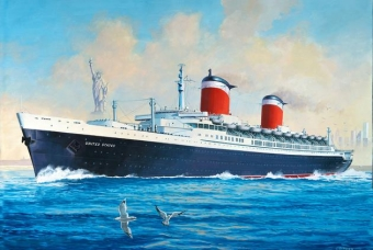 SS United States - Revell
