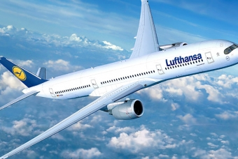 Airbus A350-900 Lufthansa - Revell
