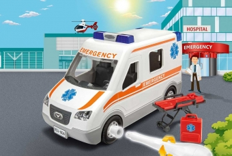 Ambulance - Junior Kit - Revell