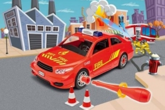 Fire Chief Car - Junior Kit - Revell