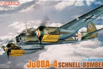 Ju88A-4 SCHNELL-BOMBER - Dragon