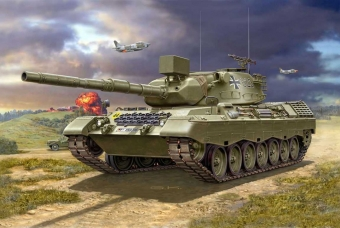 Leopard 1A1 - Revell