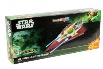 Star Wars Kit Fisto's Jedi Starfighter / seas. 1+2 (Clone Wars) - Revell