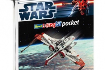 "STAR WARS ARC-170 CLONE FIGHTER ""easykit pocket"" - Revell"