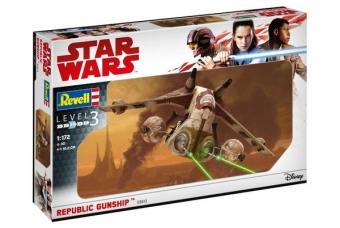 Star Wars Republic Gunship - Revell