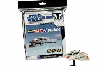 "STAR WARS Snowspeeder ""easykit pocket"" - Revell"