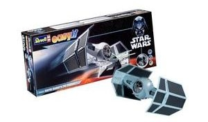 "STAR WARS Dark Vader´s TIE Fighter  ""easykit"" - Revell"