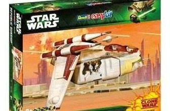 Star Wars Republic Gunship (Clone Wars) - Revell