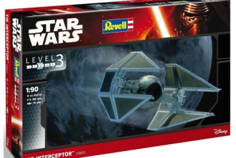 STAR WARS TIE Interceptor - Revell