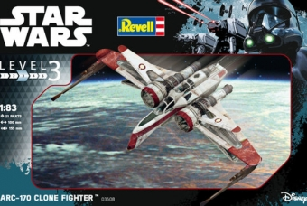 STAR WARS ARC-170 Clone Fighter - Revell