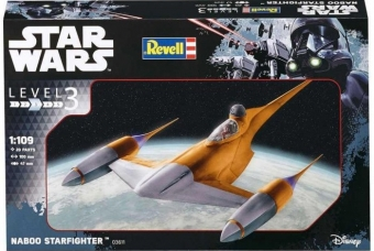 STAR WARS Naboo Starfighter - Revell
