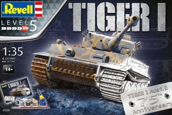 75 Years Tiger I - Revell